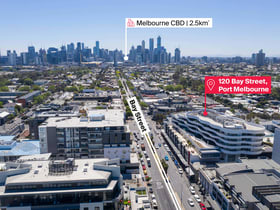 Offices commercial property for sale at Level 1/120 Bay Street Port Melbourne VIC 3207