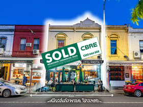 Retail commercial property sold at 168-170 Rathdowne Street Carlton VIC 3053