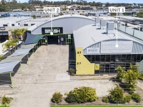 Factory, Warehouse & Industrial commercial property for sale at 27 Central Drive Burleigh Heads QLD 4220