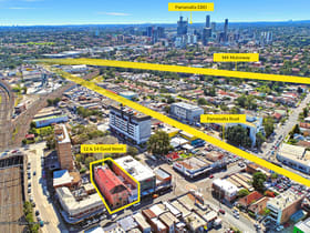Offices commercial property for sale at 12 Good Street Granville NSW 2142