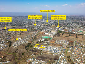 Development / Land commercial property for sale at 541 South Street Glenvale QLD 4350