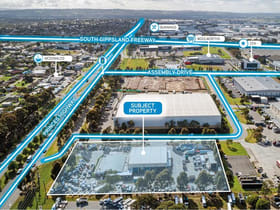 Factory, Warehouse & Industrial commercial property for sale at 77-79 Princes Highway Dandenong South VIC 3175
