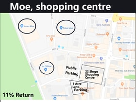 Retail commercial property for sale at 22-30 Moore St Moe VIC 3825