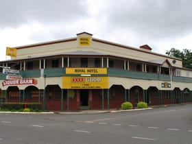 Hotel / Leisure commercial property for sale at 72 Lamb Murgon QLD 4605