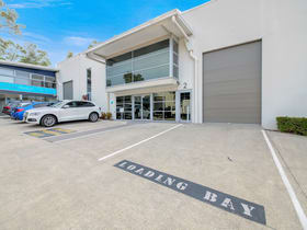 Industrial / Warehouse commercial property for sale at 2/4 Selkirk Drive Noosaville QLD 4566