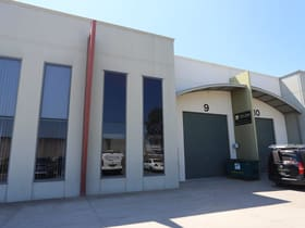 Industrial / Warehouse commercial property for sale at 9/18 Abel Street Penrith NSW 2750