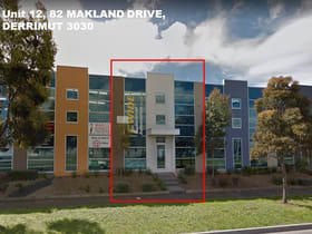 Showrooms / Bulky Goods commercial property for sale at 12/82 Makland Drive Derrimut VIC 3030