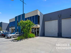 Industrial / Warehouse commercial property for sale at 44/148 Chesterville Road Cheltenham VIC 3192
