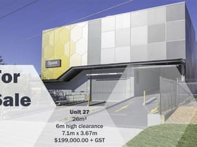Factory, Warehouse & Industrial commercial property for sale at 5 & 27/444 The Boulevarde Kirrawee NSW 2232
