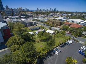 Development / Land commercial property for sale at 11 - 17 Spendelove Avenue Southport QLD 4215