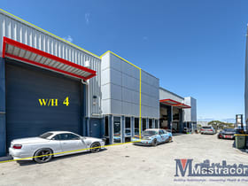 Factory, Warehouse & Industrial commercial property for sale at Unit 4/27 Lindsay Rd Lonsdale SA 5160