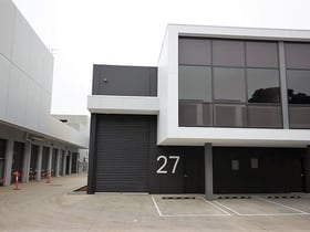 Industrial / Warehouse commercial property for sale at 27/337 Bay Road Cheltenham VIC 3192