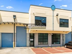 Industrial / Warehouse commercial property for sale at E10/15 Forrester Street Kingsgrove NSW 2208