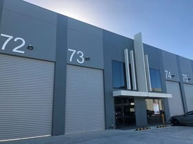 Factory, Warehouse & Industrial commercial property for sale at 73/1470 Ferntree Gully Road Knoxfield VIC 3180