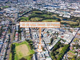 Development / Land commercial property for sale at 96-98 May Street St Peters NSW 2044