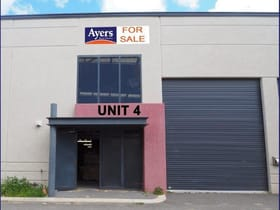 Factory, Warehouse & Industrial commercial property for sale at 4/112 Furniss Rd Landsdale WA 6065