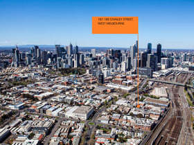 Industrial / Warehouse commercial property for sale at 187-189 Stanley Street West Melbourne VIC 3003