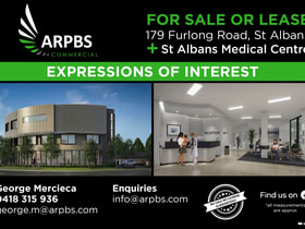 Serviced Offices commercial property for lease at 179 Furlong Road St Albans VIC 3021
