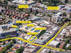 Offices commercial property for lease at 1 Chatham Road West Ryde NSW 2114