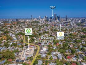 Retail commercial property for sale at 104 - 106 Latrobe Terrace Paddington QLD 4064