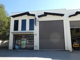 Industrial / Warehouse commercial property for sale at 12/5 Cairns Street Loganholme QLD 4129