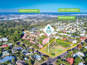 Development / Land commercial property for sale at 53-61 Mill Road Buderim QLD 4556