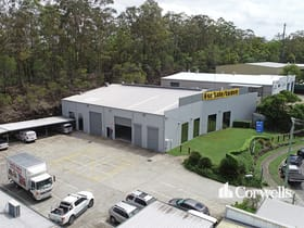 Factory, Warehouse & Industrial commercial property for lease at 1/24 Palings Court Nerang QLD 4211