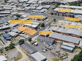 Industrial / Warehouse commercial property for sale at 20 Barrier Street Fyshwick ACT 2609