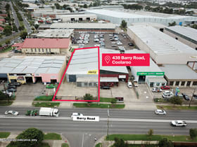 Industrial / Warehouse commercial property for sale at 438 Barry Road Coolaroo VIC 3048