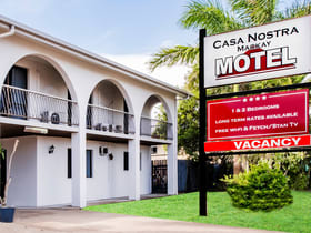Hotel / Leisure commercial property for sale at Casa Nostra Motel 30 Nebo Road West Mackay QLD 4740