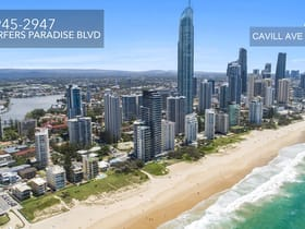 Hotel / Leisure commercial property for sale at 2945-2947 Surfers Paradise Boulevard Surfers Paradise QLD 4217