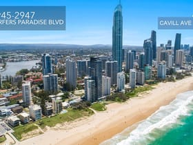 Hotel, Motel, Pub & Leisure commercial property for sale at 2945-2947 Surfers Paradise Boulevard Surfers Paradise QLD 4217