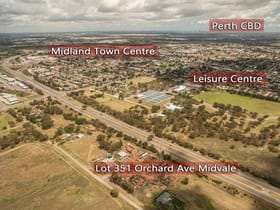 Development / Land commercial property for sale at LOT 351 Orchard Avenue Midvale WA 6056