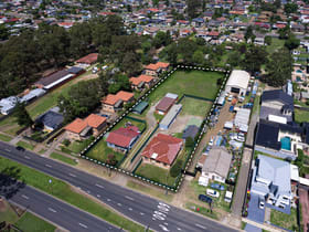 Development / Land commercial property for sale at 189-191 Victoria Street Smithfield NSW 2164