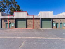 Industrial / Warehouse commercial property for sale at B3/626 Dallinger Road Lavington NSW 2641