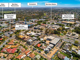 Development / Land commercial property for sale at 20-22 Salisbury Street Werribee VIC 3030