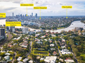 Development / Land commercial property for sale at 56 Aston Street Toowong QLD 4066
