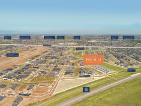 Development / Land commercial property for sale at Lot AS on PS810131, Westbrook Truganina VIC 3029