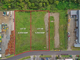 Development / Land commercial property for sale at 10-12 Kennington Drive Tomago NSW 2322