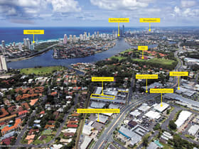 Showrooms / Bulky Goods commercial property for sale at 43a Egerton Street Southport QLD 4215