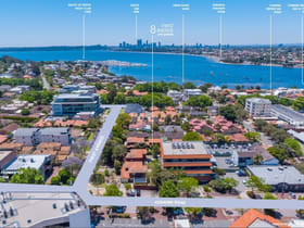 Development / Land commercial property for sale at 8 First Avenue Applecross WA 6153