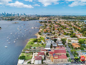Development / Land commercial property sold at 76B St Georges Crescent Drummoyne NSW 2047
