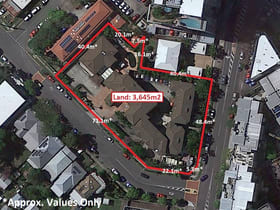 Development / Land commercial property for sale at .55 Boundary St South Brisbane QLD 4101