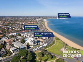 Shop & Retail commercial property sold at 1/36 Esplanade Brighton VIC 3186