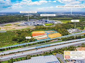 Development / Land commercial property for sale at Lot 2 Exit 54 Business Park Coomera QLD 4209
