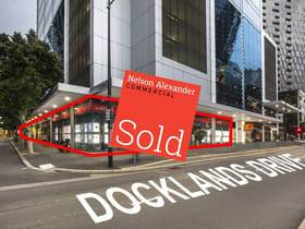 Offices commercial property for sale at 1/399 Docklands Drive Docklands VIC 3008