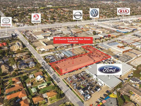 Showrooms / Bulky Goods commercial property for sale at 24 Overton Road & 35 New Street Frankston VIC 3199