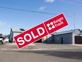 Factory, Warehouse & Industrial commercial property sold at 10 Hedley Street Scottsdale TAS 7260