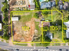 Development / Land commercial property for sale at 101 & 105 Eumundi Noosa Road Noosaville QLD 4566