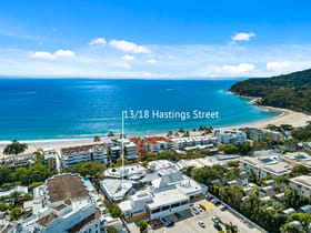 Shop & Retail commercial property for sale at 13/18 Hastings Street Noosa Heads QLD 4567